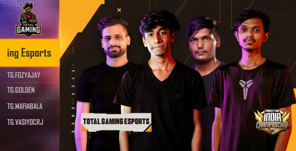 Total Gaming in FFCS 2020