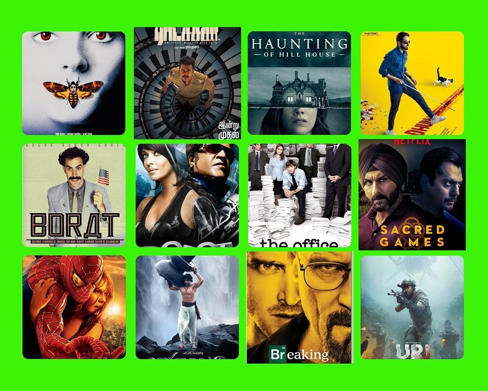 Bollywood Hollywood Movies TV Shows Online Download and Piracy website Working Scenario
