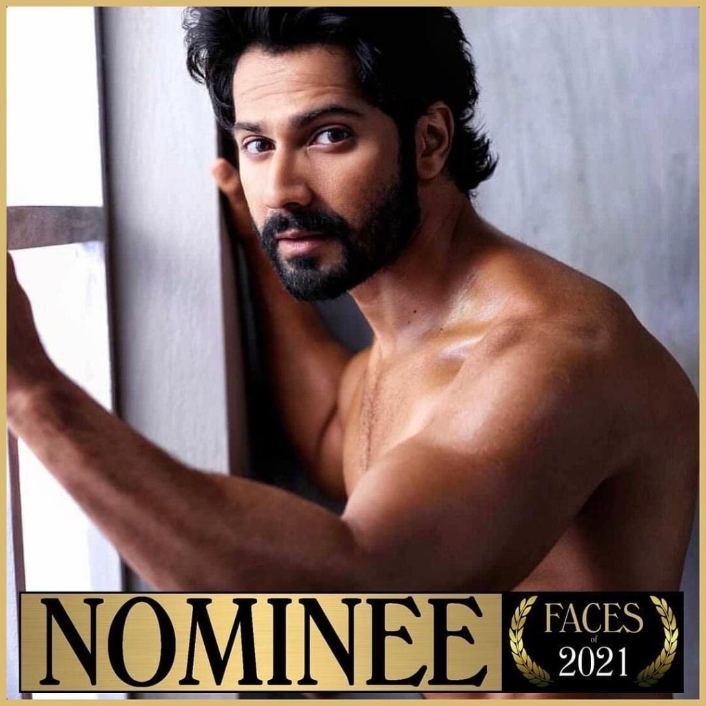 VARUN DHAWAN - TC Candler Most Handsome Faces 2021 Nominee
